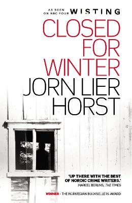 Closed for Winter by Jorn Lier Horst