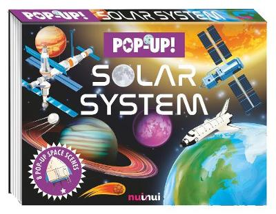 Nature's Pop-Up: Solar System book
