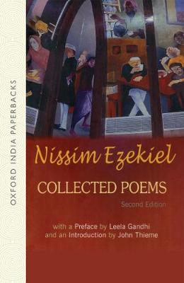 Collected Poems by Ezekiel Nissim