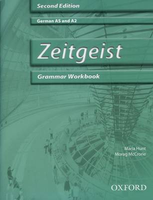 Zeitgeist: Grammar Workbook & CD by Morag McCrorie