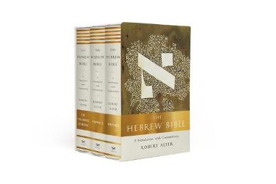 The Hebrew Bible by Robert Alter