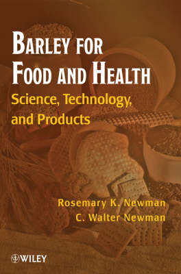 Barley for Food and Health book