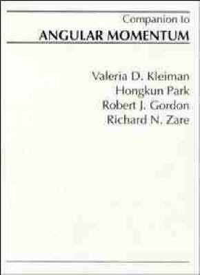 A Companion to Angular Momentum by Valeria D. Kleiman