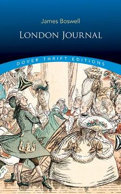 London Journal by James Boswell