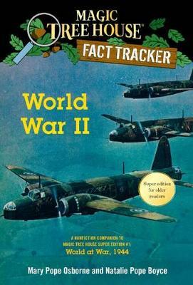 World War II by Mary Pope Osborne