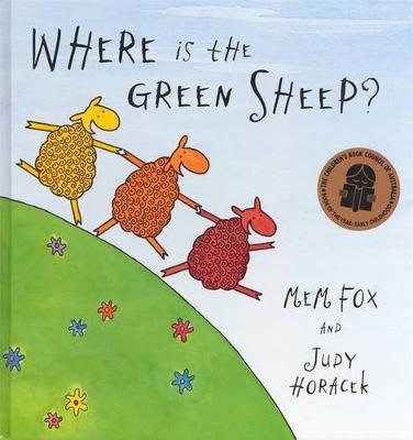 Where is The Green Sheep? by Jez Alborough