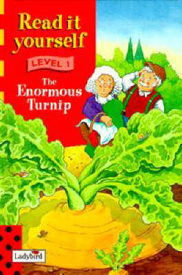 Level one: The Enormous Turnip by Stephen Holmes