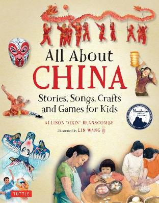 All About China by Allison Branscombe