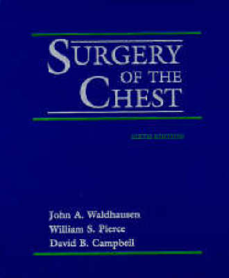 Surgery of the Chest by Julian Johnson