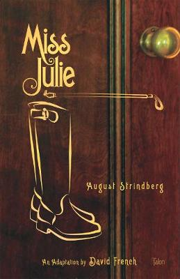 Miss Julie book
