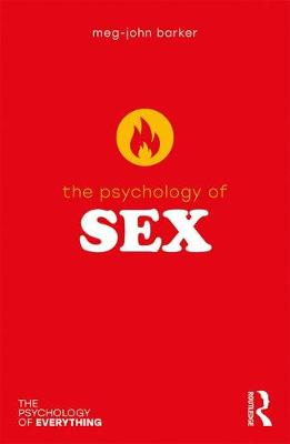 Psychology of Sex by Meg-John Barker