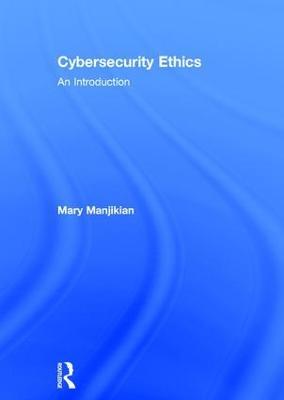 Cybersecurity Ethics book