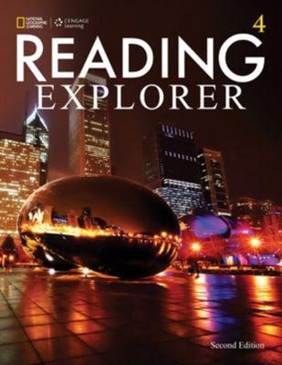 Reading Explorer 4 with Online Workbook book