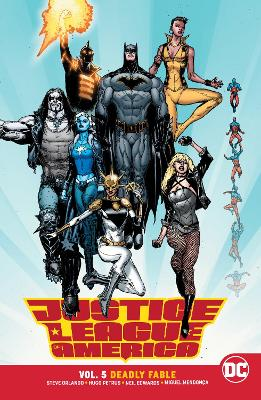 Justice League of America Volume 5: Deadly Fable by Steve Orlando