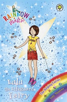 Rainbow Magic: Lulu the Lifeguard Fairy by Daisy Meadows