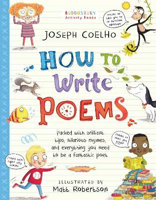 How To Write Poems by Joseph Coelho