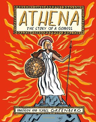 Athena: The Story of a Goddess by Isabel Greenberg