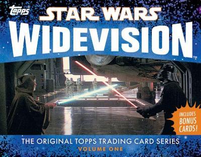 Star Wars Widevision book