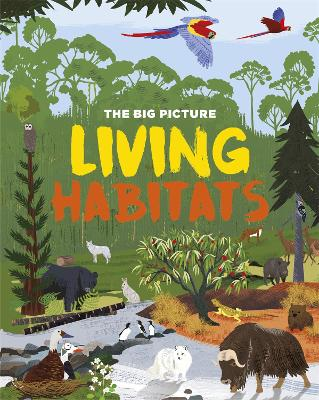 The Big Picture: Living Habitats book