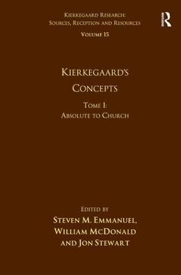 Kierkegaard's Concepts by Steven M. Emmanuel