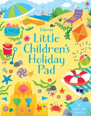 Little Children's Holiday Pad by Kirsteen Robson