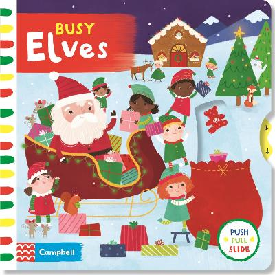 Busy Elves by Lindsay Dale-Scott