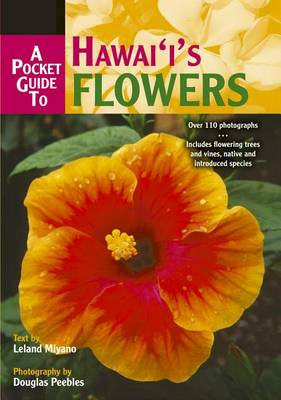 Pocket Guide to Hawaii's Flowers book