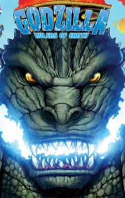 Godzilla: Rulers of Earth by Matt Frank