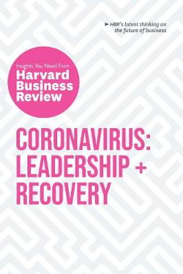 Coronavirus: Leadership + Recovery book