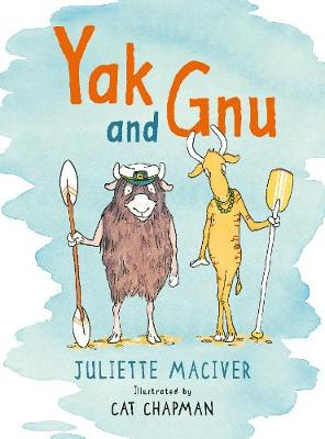 Yak and Gnu by Juliette MacIver