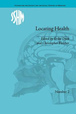 Locating Health book