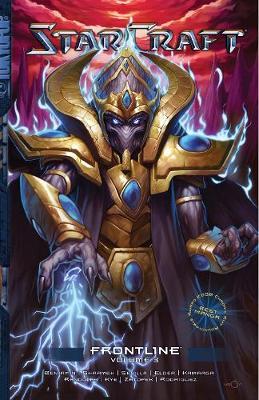 StarCraft: Frontline Volume 3 by Josh Elder