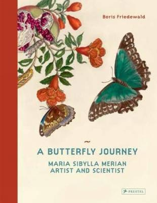 A Butterfly Journey by Boris Friedewald
