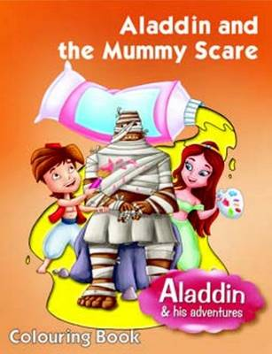Aladdin & the Mummy Scare book