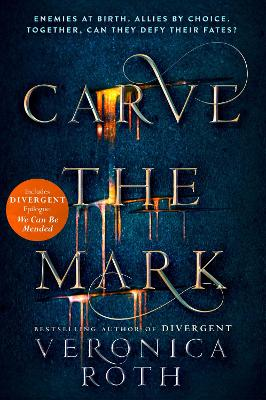 Carve the Mark book