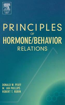 Principles of Hormone/Behavior Relations book