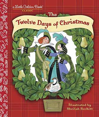 The Twelve Days of Christmas by Sheilah Beckett