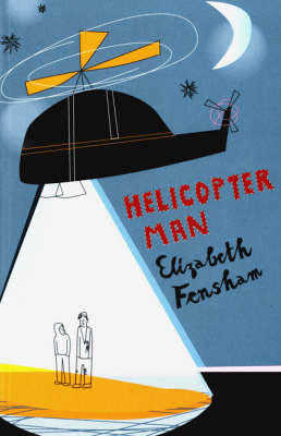 Helicopter Man book