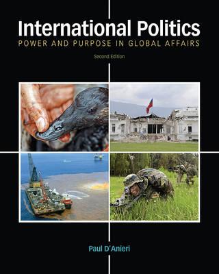 International Politics: Power and Purpose in Global Affairs by Paul D'Anieri