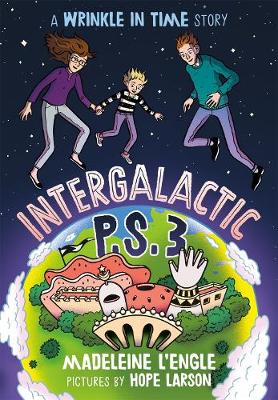 Intergalactic P.S. 3: A Wrinkle in Time Story book
