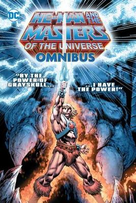 Masters of the Universe Omnibus book