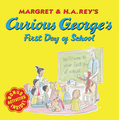 Curious George's First Day of School book