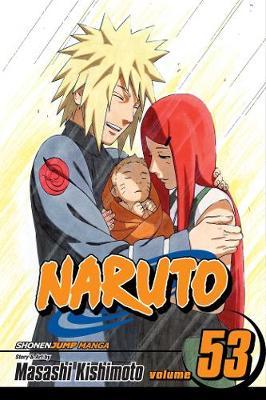 Naruto, Vol. 53 by Masashi Kishimoto