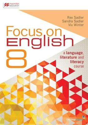 Focus on English 8 - Student Book by Winter Viv