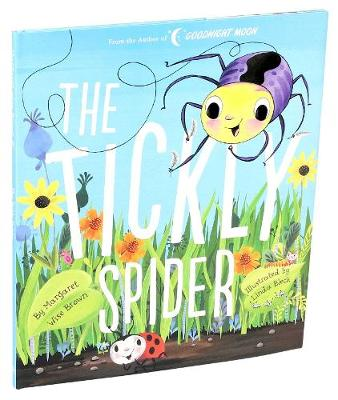 Tickly Spider by Margaret Wise Brown