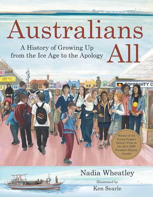 Australians All by Nadia Wheatley