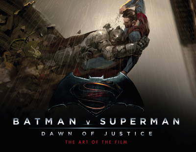 Batman v Superman: Dawn of Justice book