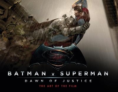 Batman v Superman: Dawn of Justice book