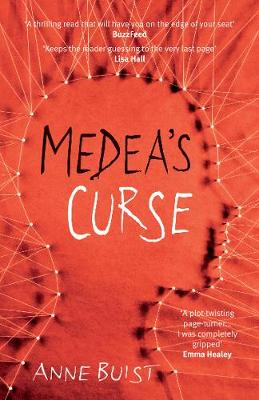 Medea's Curse: Shocking. Page-Turning. Psychological Thriller with Forensic Psychiatrist Natalie King by Anne Buist