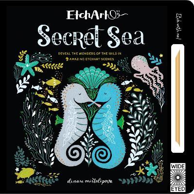 Etchart: Secret Sea by A. J. Wood